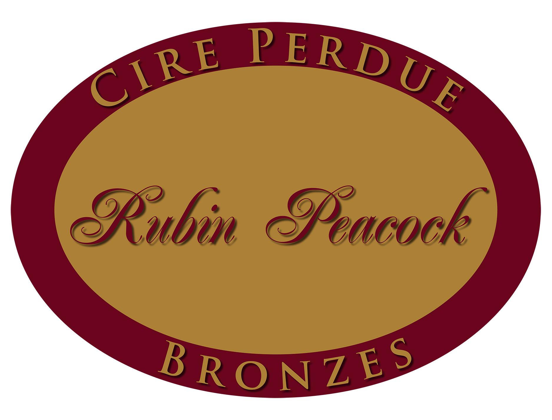 Rubin Peacock Bronzes